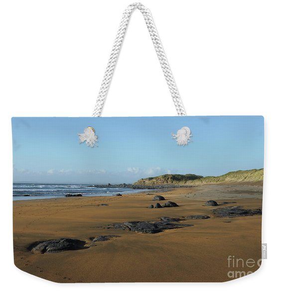 Fanore Beach Weekender Tote Bag