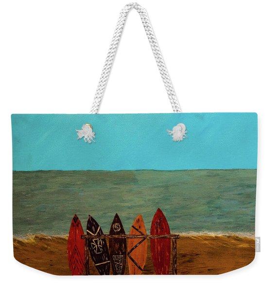 Five Reasons Weekender Tote Bag