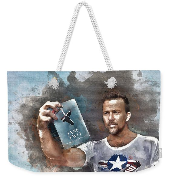 Flanery With Jane Two Weekender Tote Bag