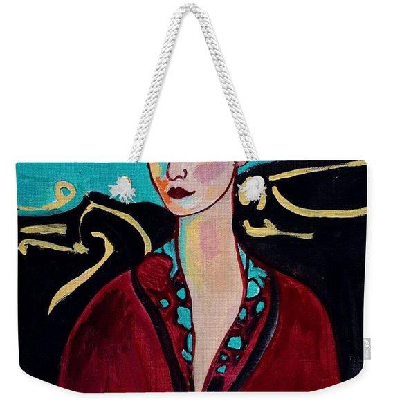 Frida Kahlo. Weekender Tote Bag