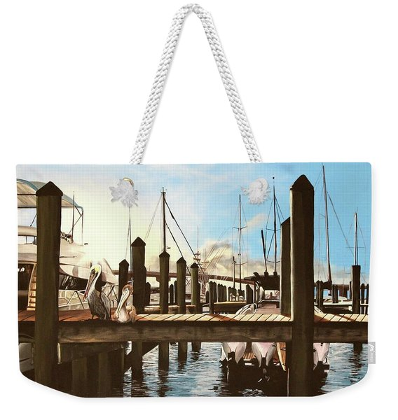 From Nassau With Love Weekender Tote Bag