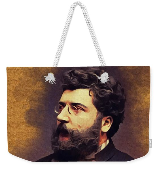 Georges Bizet, Music Legend Weekender Tote Bag