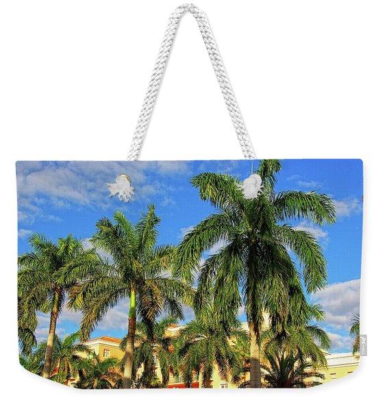 Glorious Palms Weekender Tote Bag