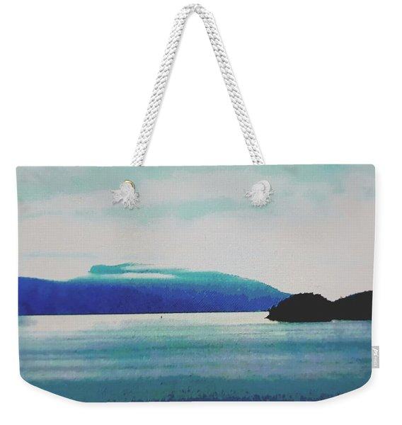 Gulf Islands Weekender Tote Bag