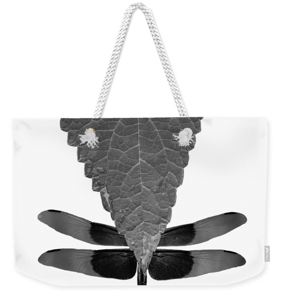 Hiding Dragons Weekender Tote Bag