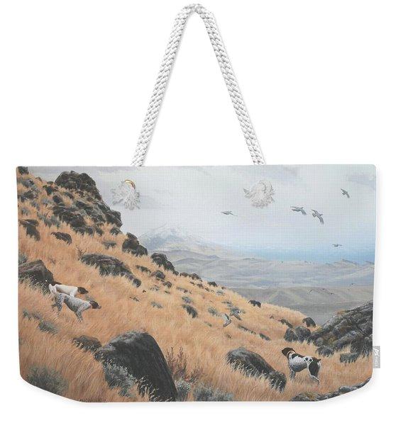 High Desert Dreams Weekender Tote Bag