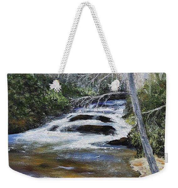 Horsepasture River Weekender Tote Bag