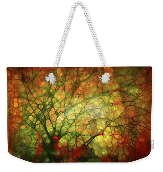 Illuminated Weekender Tote Bag