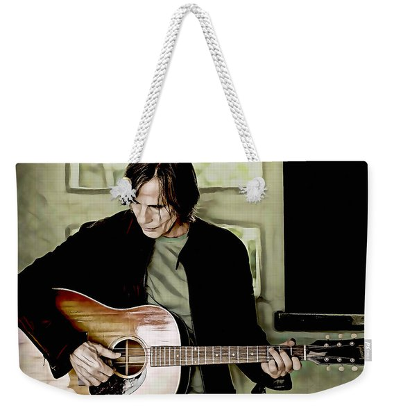 Jackson Browne Collection Weekender Tote Bag