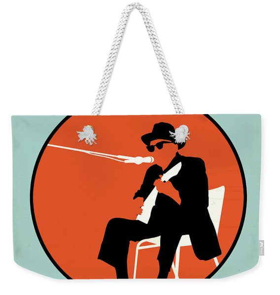 Johnny Poster 1 Weekender Tote Bag