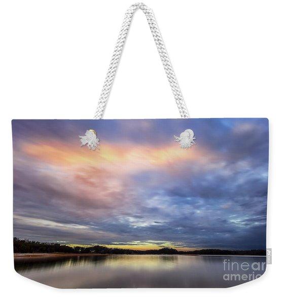 Lake Sidney Lanier Weekender Tote Bag