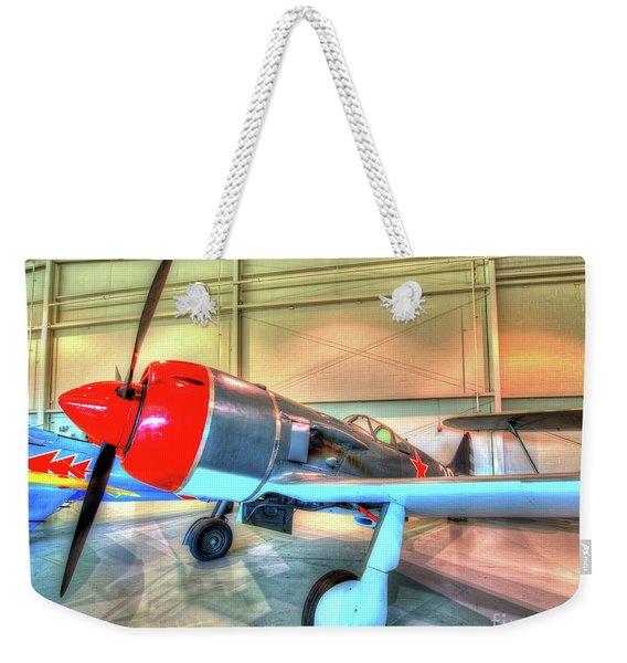 Lavochkin, La-9 Fritz Weekender Tote Bag