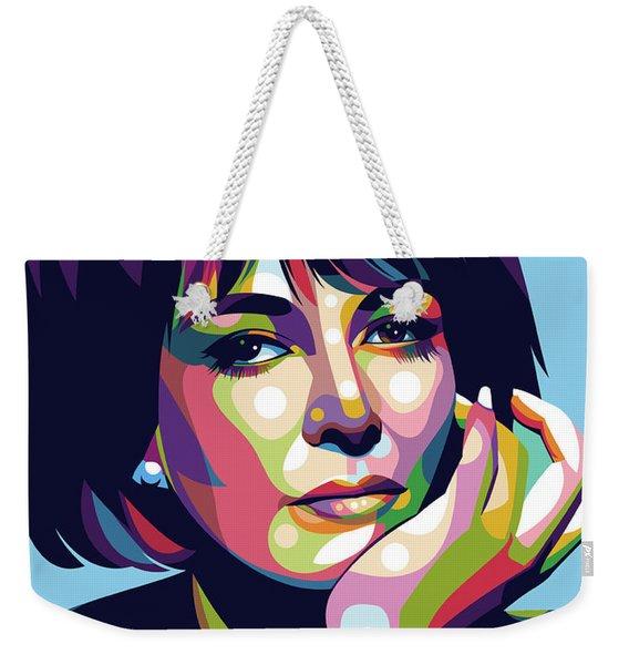 Lee Grant Weekender Tote Bag