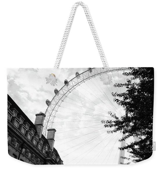 London Scene IIi Weekender Tote Bag