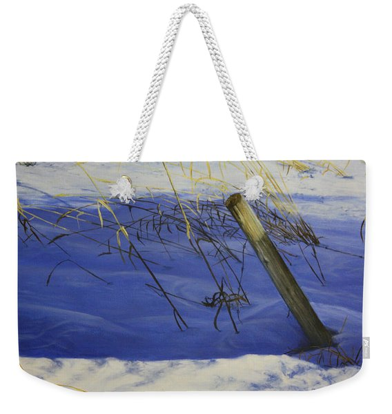Lonely Relic Weekender Tote Bag