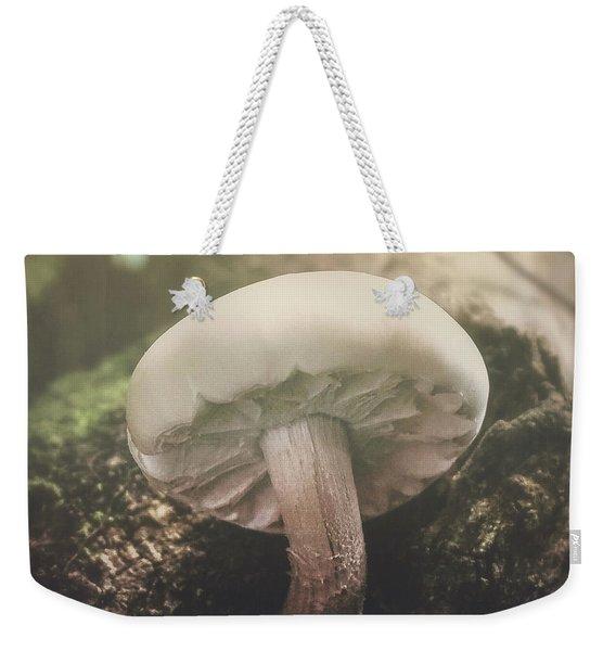 Look At The Mushroom Weekender Tote Bag