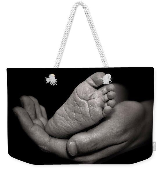 Mama's Boy Weekender Tote Bag
