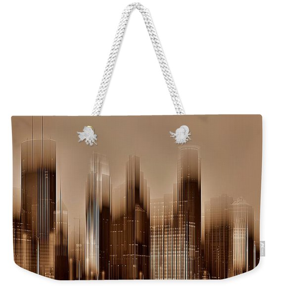 Minneapolis 2 Weekender Tote Bag