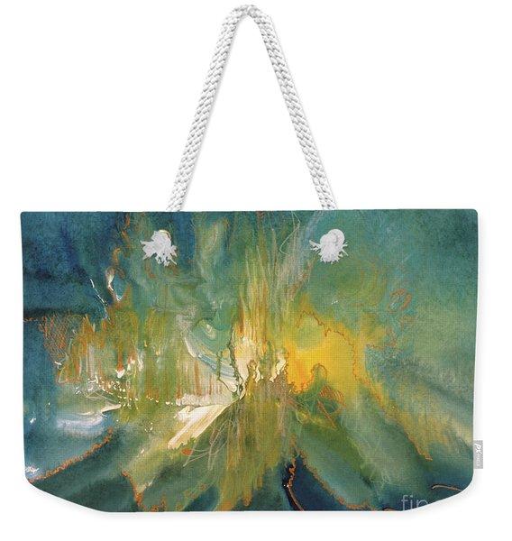 Mystic Music Weekender Tote Bag