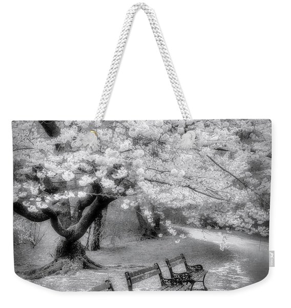 Natures After Party Confetti Weekender Tote Bag