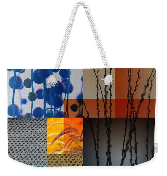 Nocturne II Weekender Tote Bag