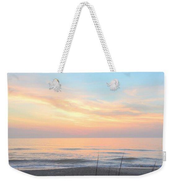 Obx Sunrise Weekender Tote Bag