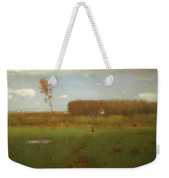 October Noon Weekender Tote Bag