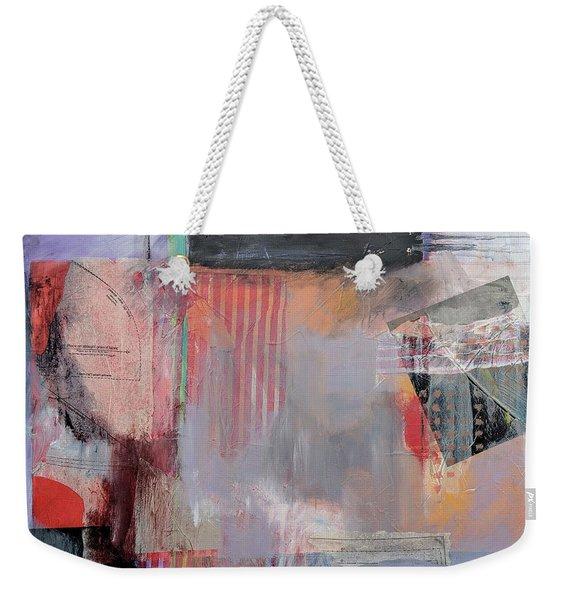 Palimpsest Weekender Tote Bag