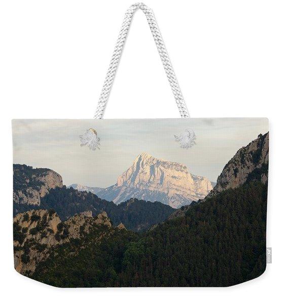 Pena Montanesa Weekender Tote Bag