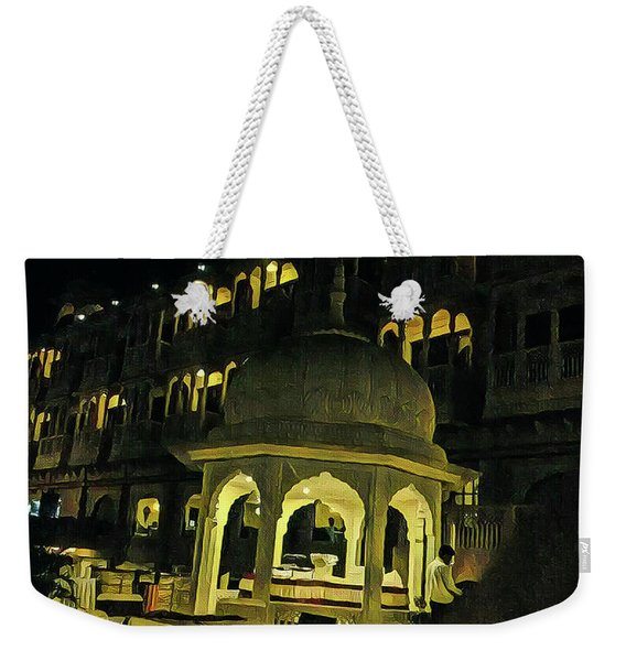 Tomb Of Shinning Windows Weekender Tote Bag