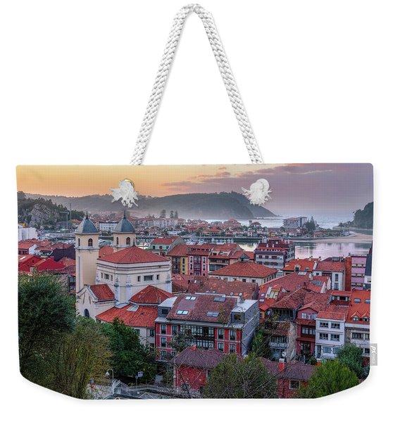 Ribadesella - Spain Weekender Tote Bag