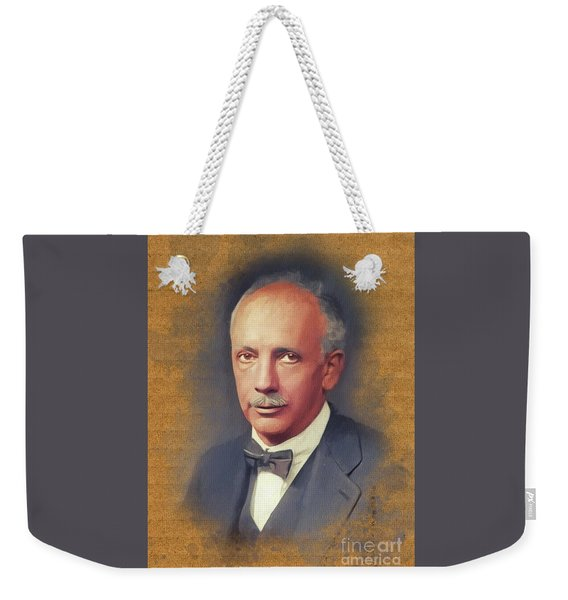 Richard Strauss, Music Legend Weekender Tote Bag