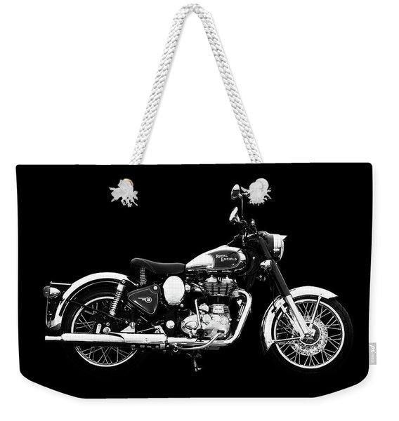 Royal Enfield Classic Chrome Weekender Tote Bag