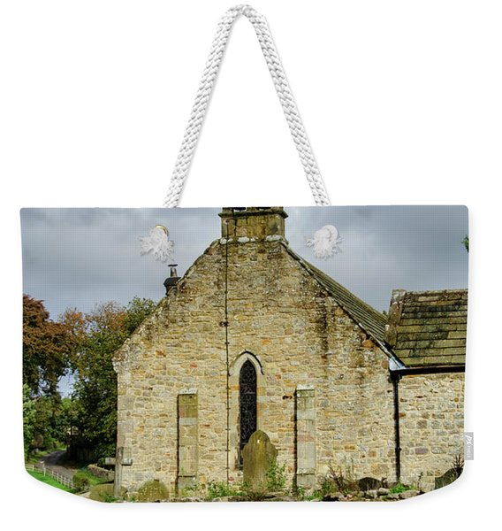 Saint Agathas Church Weekender Tote Bag
