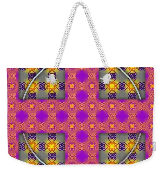 Sankofa Emporium Series 11 Weekender Tote Bag