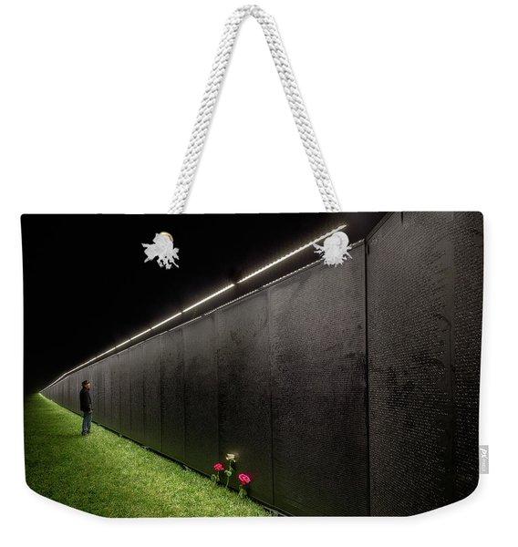 Searching For Steven Weekender Tote Bag