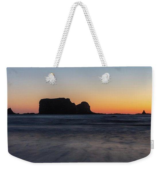 Second Beach Weekender Tote Bag