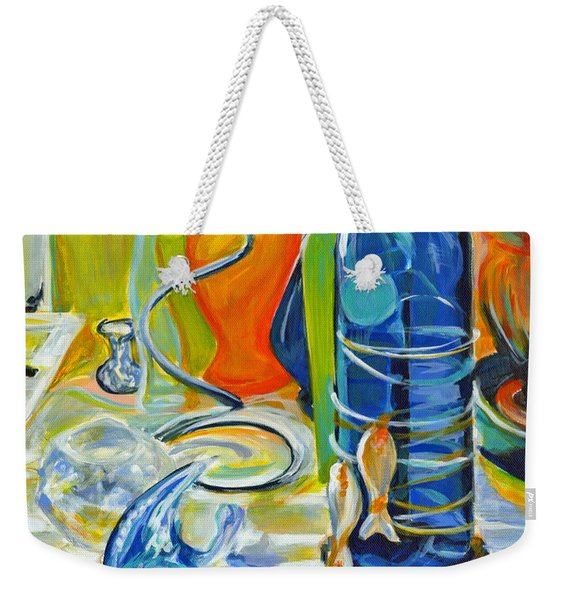 Dappled Light Weekender Tote Bag