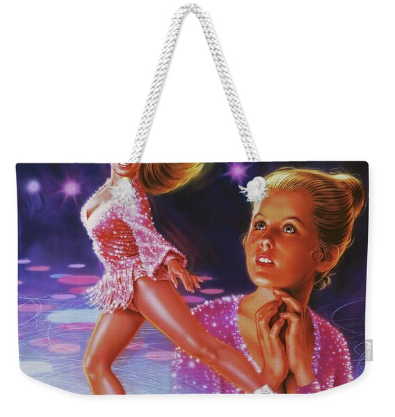 Skaters Dream Weekender Tote Bag
