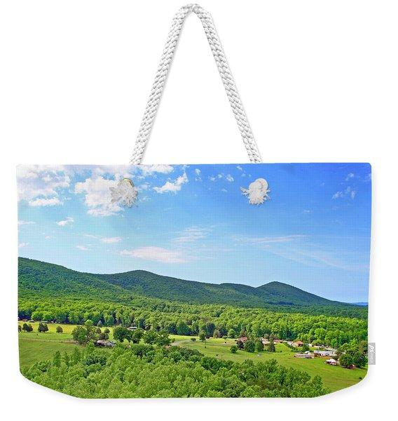 Smith Mountain Lake, Va. Weekender Tote Bag