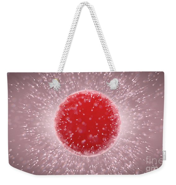 Sperm And Egg Weekender Tote Bag