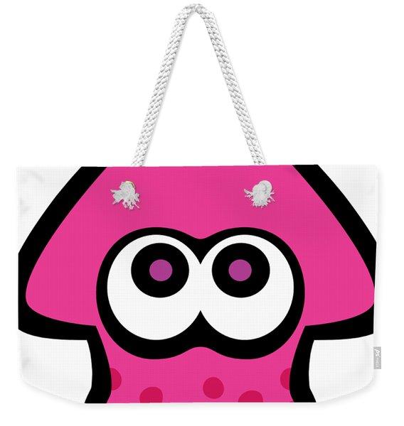 Splatoon Weekender Tote Bag
