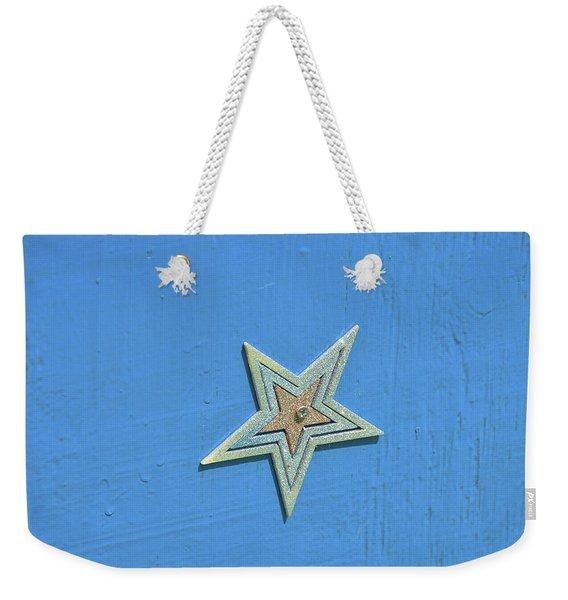 Starlight Starbright Weekender Tote Bag