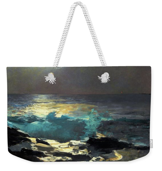 Sunlight On The Coast - Digital Remastered Edition Weekender Tote Bag