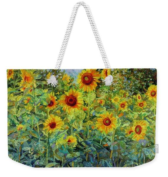Sunny Sundance Weekender Tote Bag