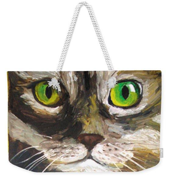 Susie Weekender Tote Bag