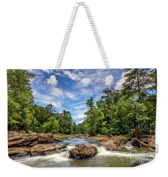 Sweetwater Creek Weekender Tote Bag