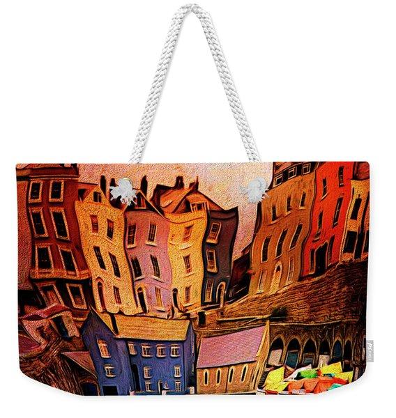 Tenby Weekender Tote Bag