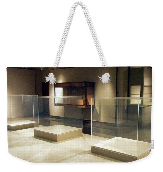 The Art Of Nothing Weekender Tote Bag