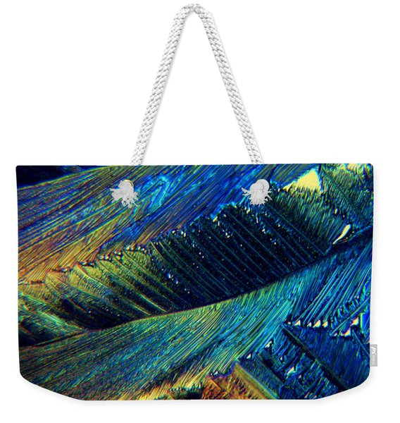 The Collapse Weekender Tote Bag